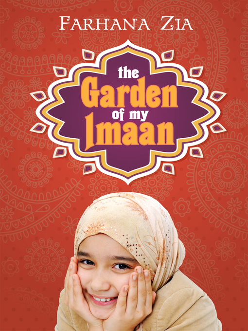 Cover of The Garden of My Imaan